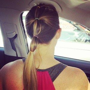 peinado variado